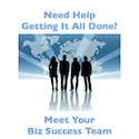 Meet Your Business Success Team. Simplify. Control Overwhelm. Reduce Effort.