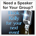 Book Speaker Kelly Galea