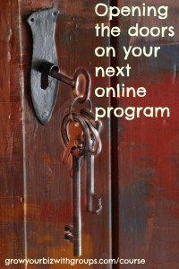 online program image