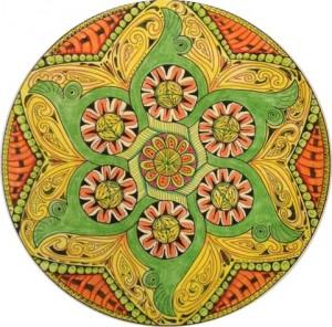 coloredzendala