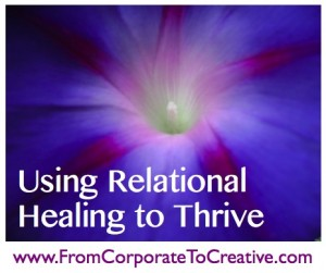 Using Relational Healing to Thrive