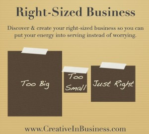 Right-Sized Business