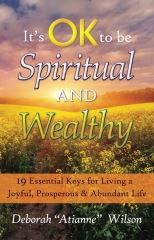 It's OK to be Spiritual AND Wealthy
