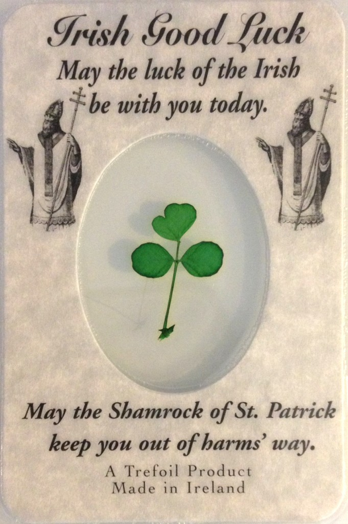 Shamrock of St. Patrick