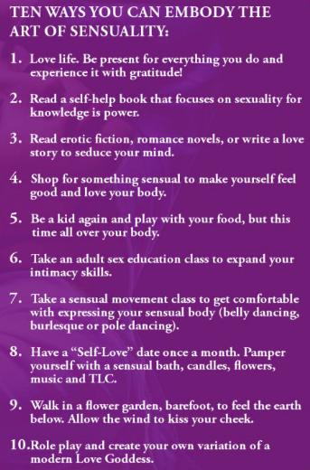 Art of Sensuality