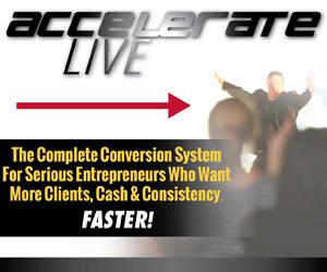 Accelerate Live 2014