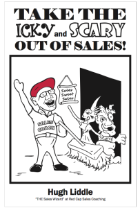 Take the Icky & Scary Out of Sales