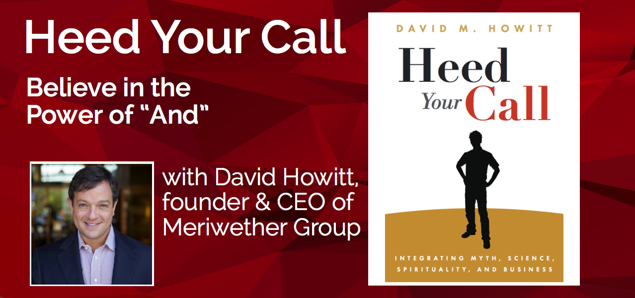 Heed Your Call Interview With David Howitt Through The