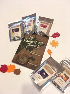 Adventures with Tea Fall Flavors