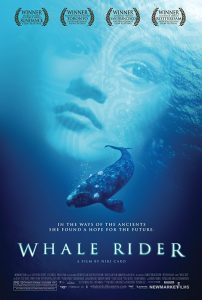 Kaleidoscope Movie Magic from ReelHappiness.com - Whale Rider © 2002 Newmarket Films