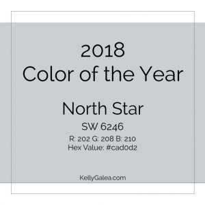 Color of the Year - 2018