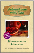 Kaleidoscope of T.E.A. from Adventures with Tea - Pomegranate Panache