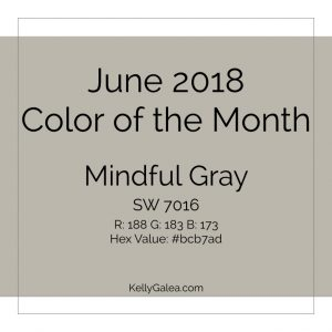 Color of the Month - June 2018