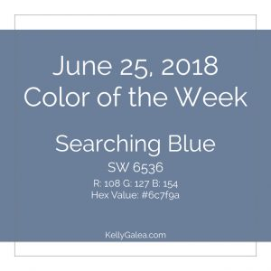 Color of the Week - June 25 2018