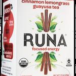 Runa Cinnamon-Lemongrass Guayusa
