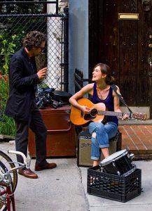 Begin Again with Mark Ruffalo & Keira Knightley - The Weinstein Company, 2013