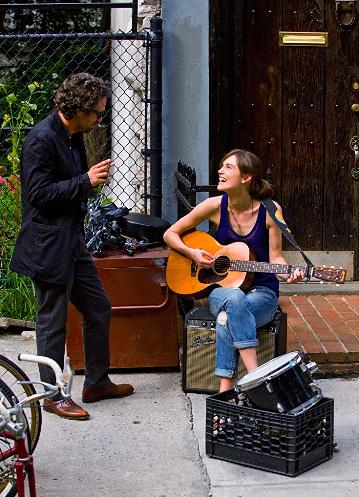 Begin Again with Mark Ruffalo & Keira Knightley - The Weinstein Company, 2013