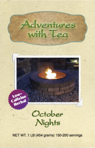 Kaleidoscope of TEA - October Nights