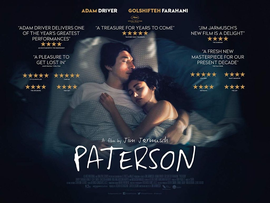 Paterson - Amazon Studios : Bleeker Street Media, 2016