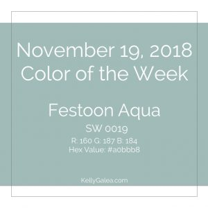 Color of the Week - November 19 2018