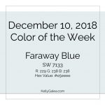 Color of the Week - December 10 2018