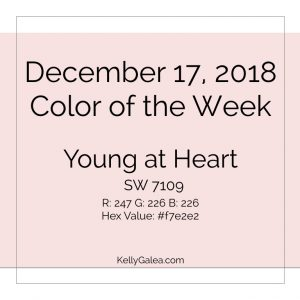 Color of the Week - December 17 2018