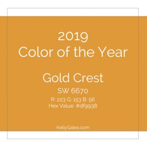 Color of the Year - 2019