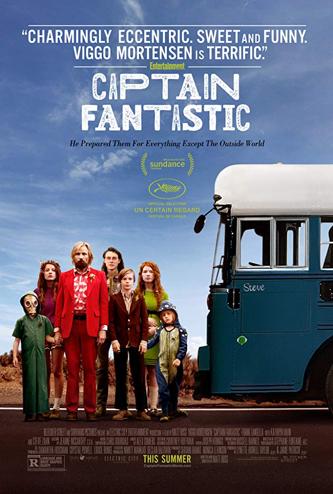 Captain Fantastic - Bleeker Street 2016