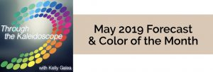 Forecast & Color for May 2019