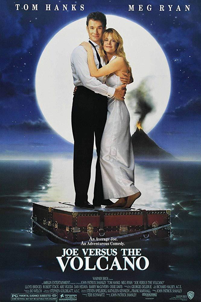 Joe Versus the Volcano - Warner Bros. 1990