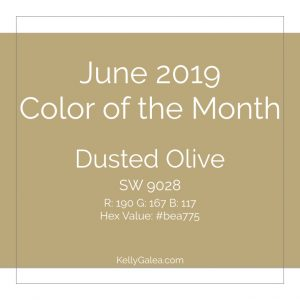 Color of the Month - June 2019