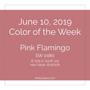 Color of the Week - June 10 2019