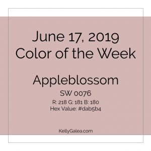 Color of the Week - June 17 2019