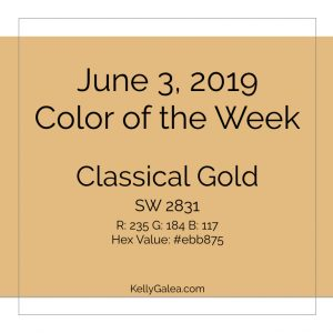 Color of the Week - June 3 2019