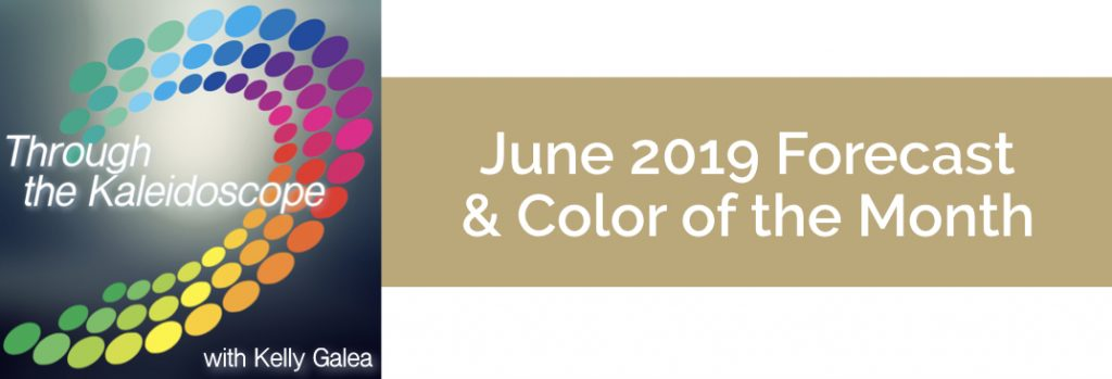 Forecast & Color for June 2019