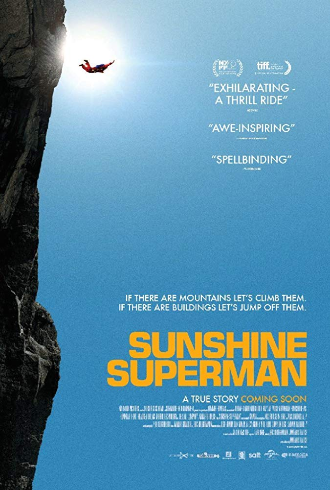 Sunshine Superman - CNN Films 2014