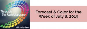 Forecast & Color for the Week of July 8 2019