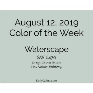 Color of the Week - August 12 2019