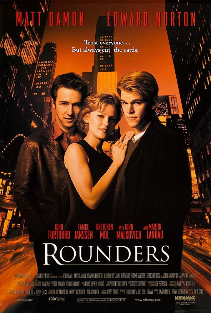 Rounders - Miramax 1998