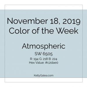 Color of the Week - November 18 2019