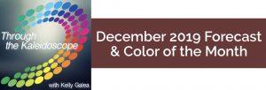 Forecast & Color for December 2019