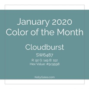 Color of the Month - January 2020