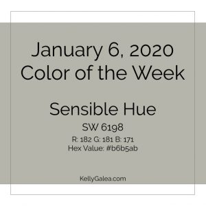 Color of the Week - January 6 2020