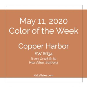Color of the Week - May 11 2020