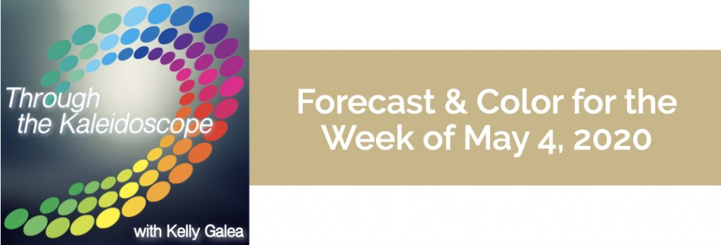 Forecast & Color for the Week of May 4, 2020