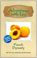 Peach Dynasty from Adventures with Tea