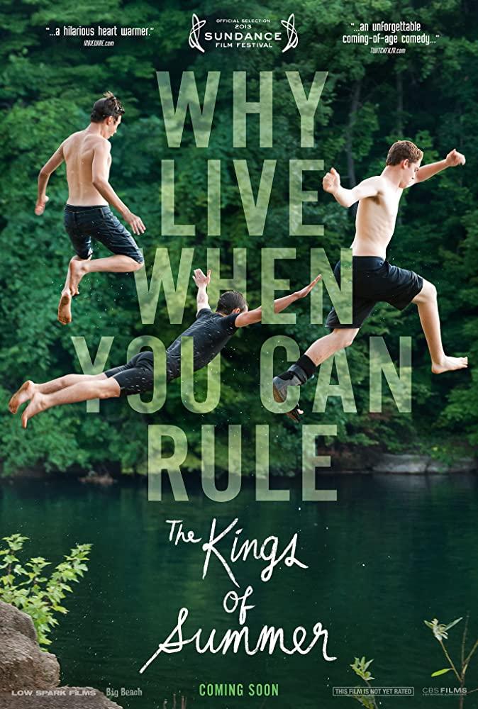 The Kings of Summer - CBS Films 2013