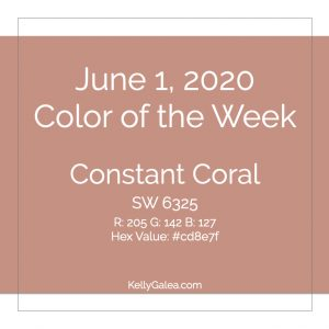 Color of the Week - June 1 2020