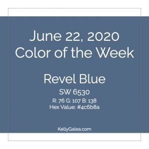Color of the Week - June 22 2020