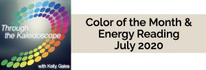 Color & Energy Reading for July 2020